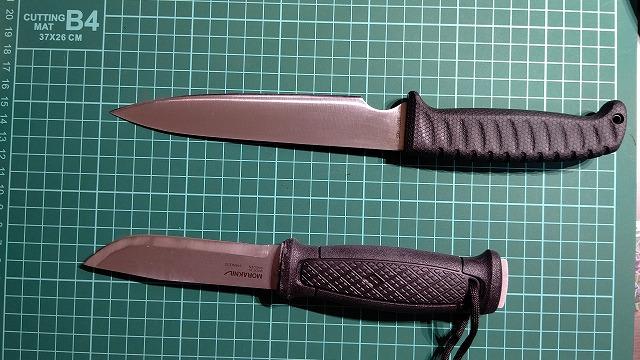 ナイフ形状1